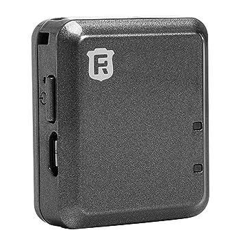 Alarma con mini GPS de rastreo, para instalar en el coche o para niños RF-V8, 0.56, color RF-V8 with package: Amazon.es: Deportes y aire libre