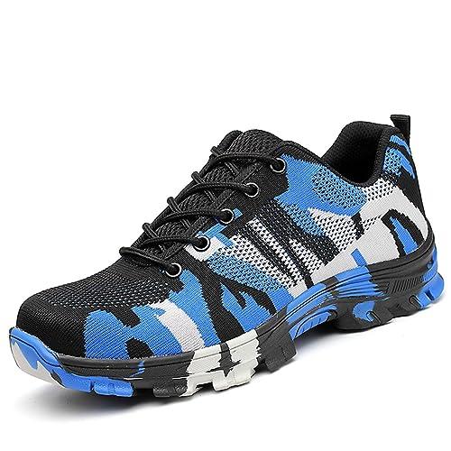 Chaussures De Acier Chnhira Embout Protection Sécurité Homme drxeBoC