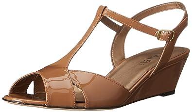 Womens Sandals Vaneli Borea White Patent