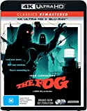 The Fog (1980) (John Carpenter's) (Classics Remastered) (4K UHD/Blu-ray)