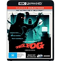 The Fog (1980) (John Carpenter's) (Classics Remastered) (4K UHD/Blu-ray)