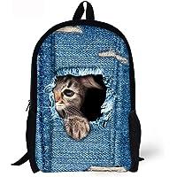 mochilas escolares juveniles, Sannysis mochilas mujer viaje, Gatos