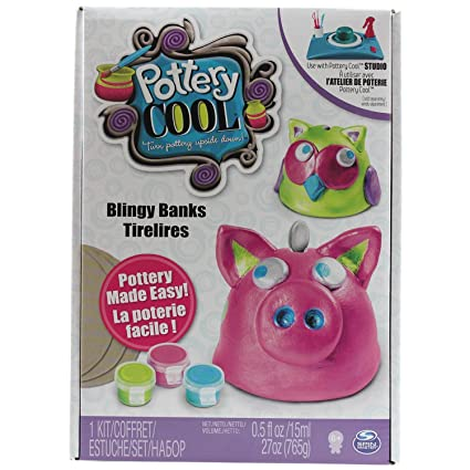 Amazon.com: Pottery Cool - Blingy Banks by Pottery Cool ...