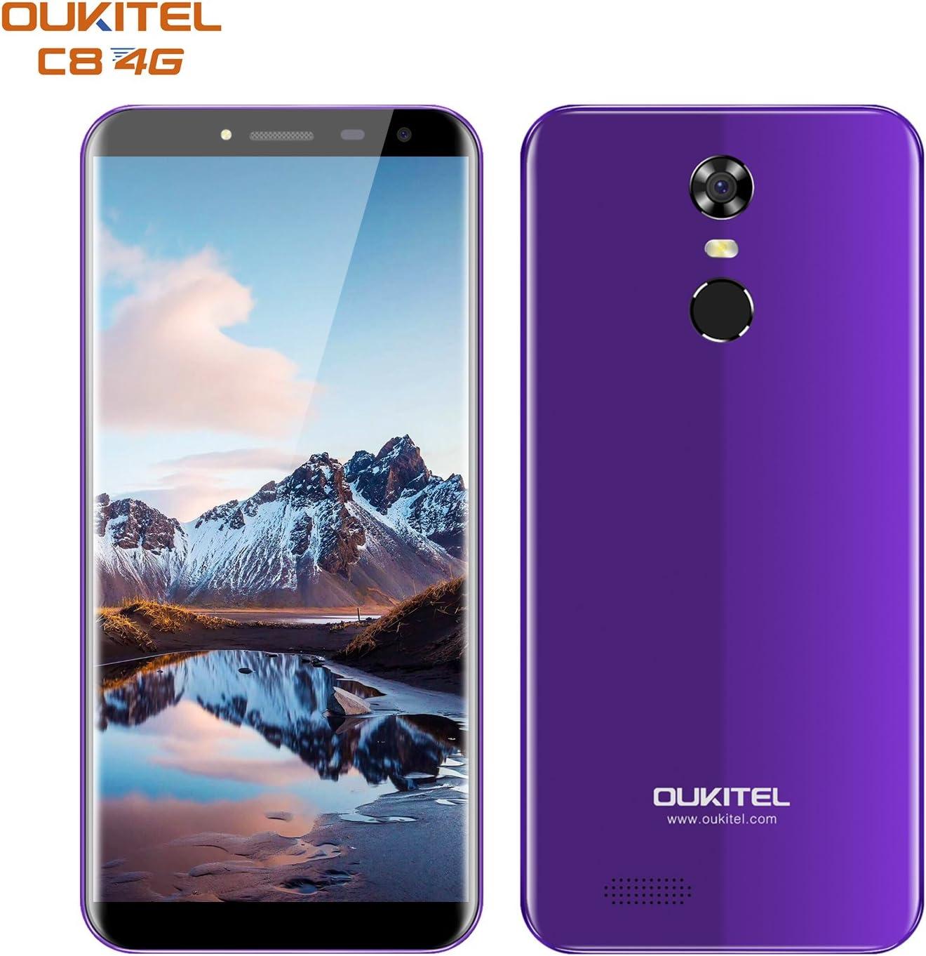 Fpvrc - Oukitel C8 Smartphone liberado 4G: Amazon.es: Electrónica