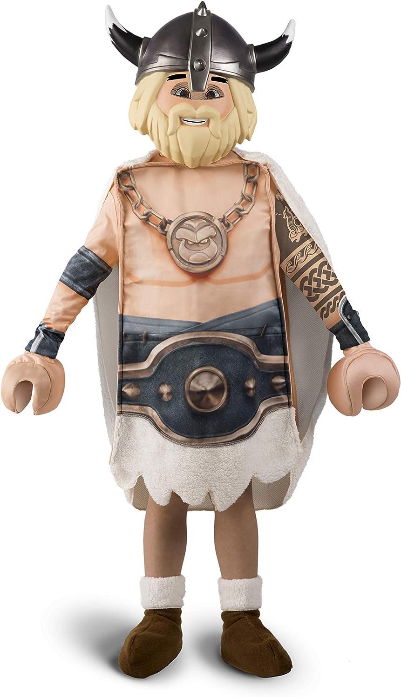 Viving Costumes, S.L. Disfraz de Playmobil Movie Charlie: Amazon ...