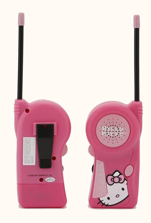 Walkie Talkie 33409 Sanrio Hello Kitty Sakar Intl
