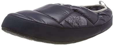 c434bdb695ee The North Face Mens NSE Tent Mule III Winter Water Resistant Slippers -  Shiny TNF Red