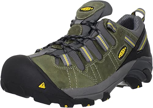 Keen Utility Mens Detroit Low ESD Soft