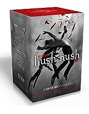 The Complete Hush, Hush Saga: Hush, Hush/Crescendo/Silence/Finale (The Hush, Hush Saga)