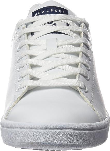 Scalpers Milky Shoes 02 - Zapatillas para hombre, color NAVY ...