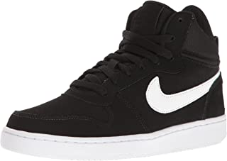 Nike WMNS Court Borough Mid, Chaussures de Basketball Femme 844906