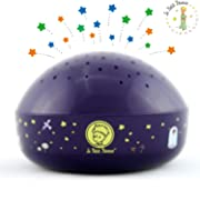 Touch Active, Easy Clean  Twilight Constellation Galaxy Round Projector Night Light by Lumitusi (Le Petit Prince)