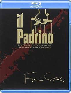 Il Padrino - La trilogia [Italia] [Blu-ray]