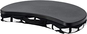 IKEA BYLLAN 17 in. Laptop Black and White Base Support