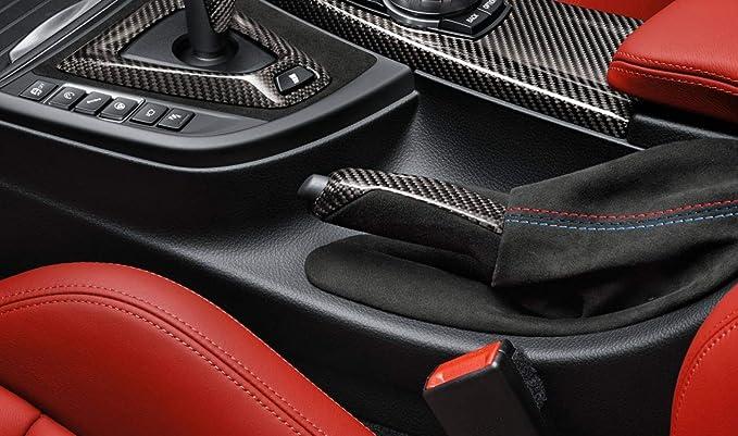 Bmw Original Handbremsgriff M Performance Carbon Mit Alcantarabalg Für M3 F80 M4 F82 F83 Auto