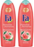 Fa Paradise Moments Gel Douche 250 ml - Lot de 6