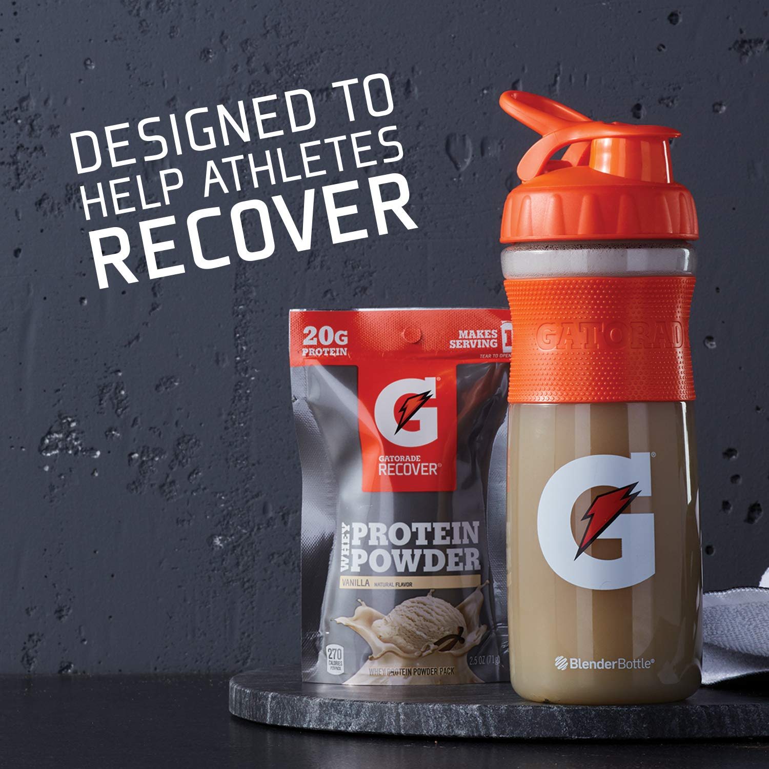 Gatorade Shaker Bottle
