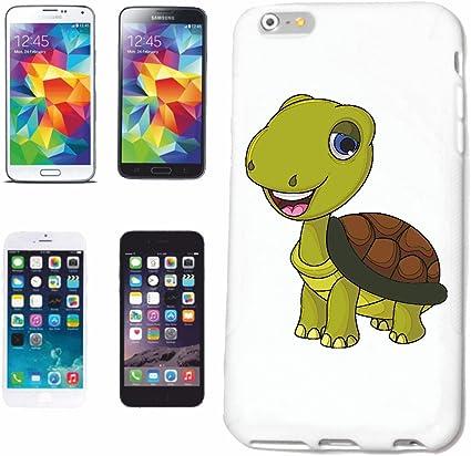 Reifen-Markt Hard Cover - Funda para teléfono móvil Compatible con Samsung Galaxy S3 Mini tortuguitas riendo LANDSCHILDRÖTE Tortugas Marinas Tortugas Ninja Tortuga: Amazon.es: Electrónica