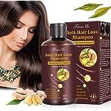 Hair Thickening Shampoo, Shampoo for Hair Growth, Hair Loss Shampoo, Hair Loss Treatment, Natural & Organic Herb Shampoo…