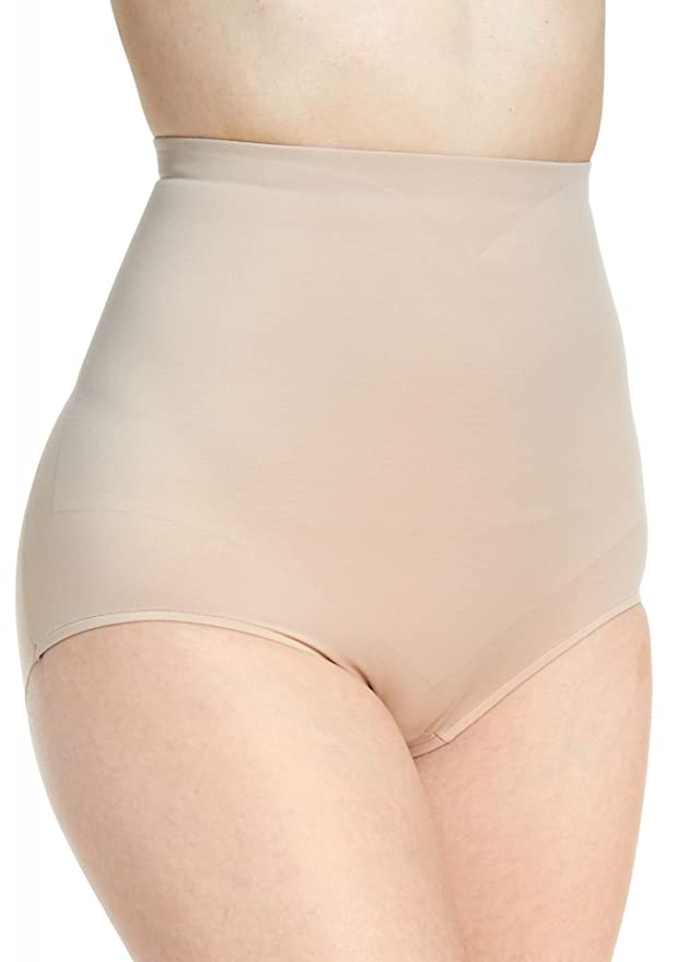 fbd959608e2 TC Fine Intimates Adjust Perfect Hi Waist Brief at Amazon Women s Clothing  store
