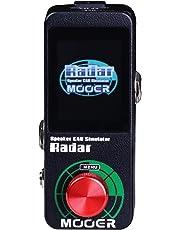 Mooer 16947 Radar - Pedal de efectos para guitarra