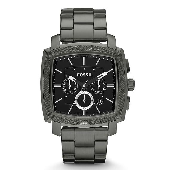 1d365171aad1 Fossil Machine FS4719 - Reloj cronógrafo de cuarzo para hombre ...