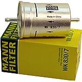 Mann-Filter WK 830/7 Filtro para Combustible
