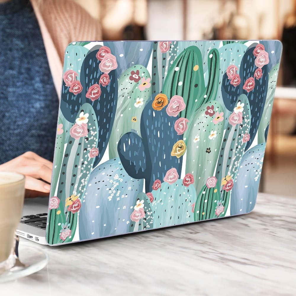 Mektron MacBook Pro 16 Cover A2141 2019 Release Ultra Slim Laptop Hard Case Sheel w//Keyboard Cover Screen Protector Dust Plug Sunflower Flowers