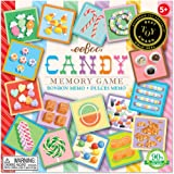 Candy Square Memory Game 3rd Edition