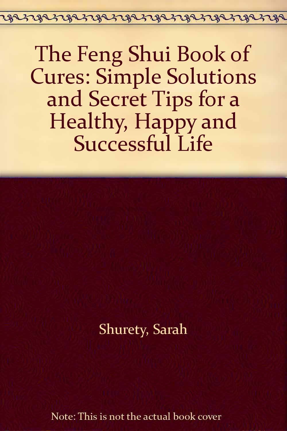 feng shui the book of cures