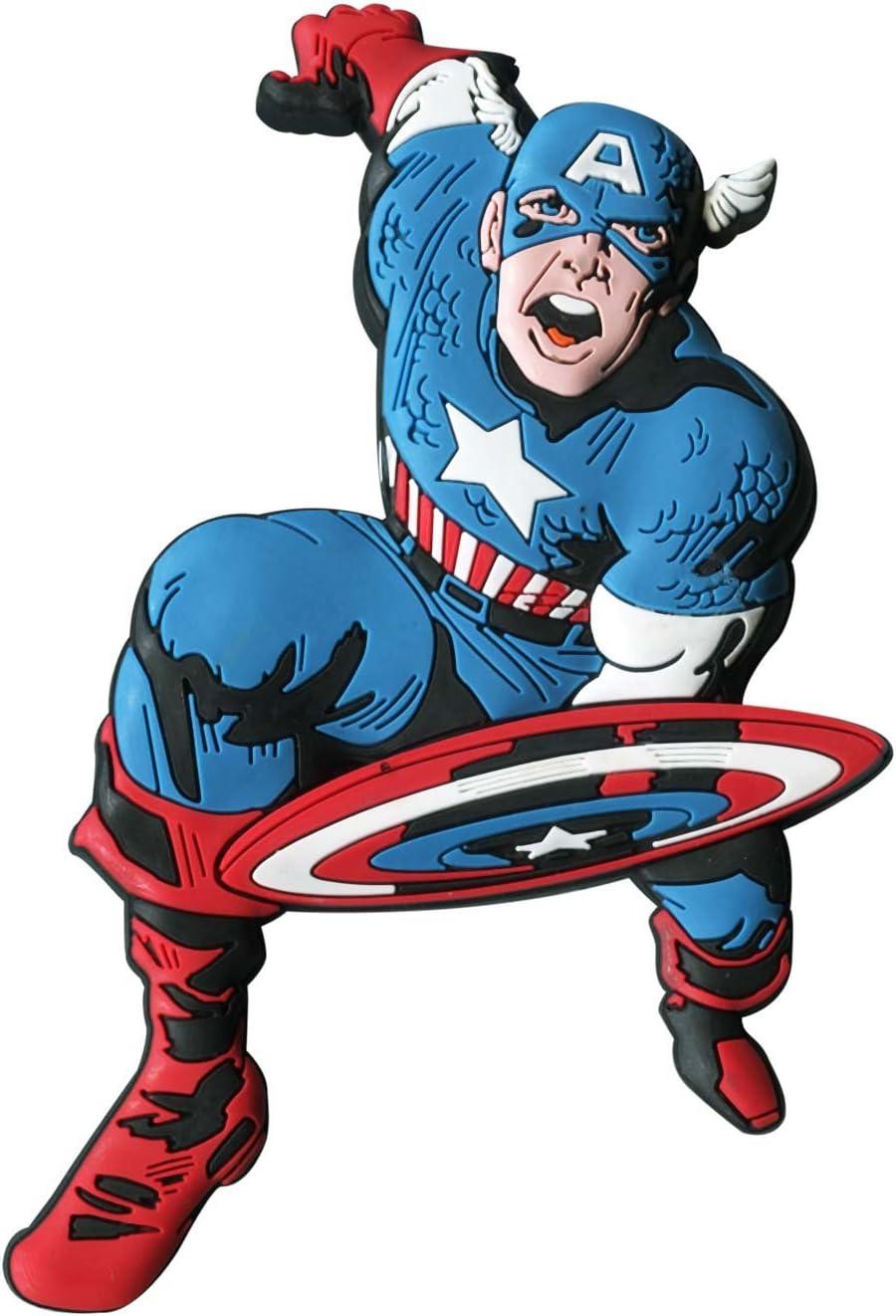 Captain America Mega Mega Magnet