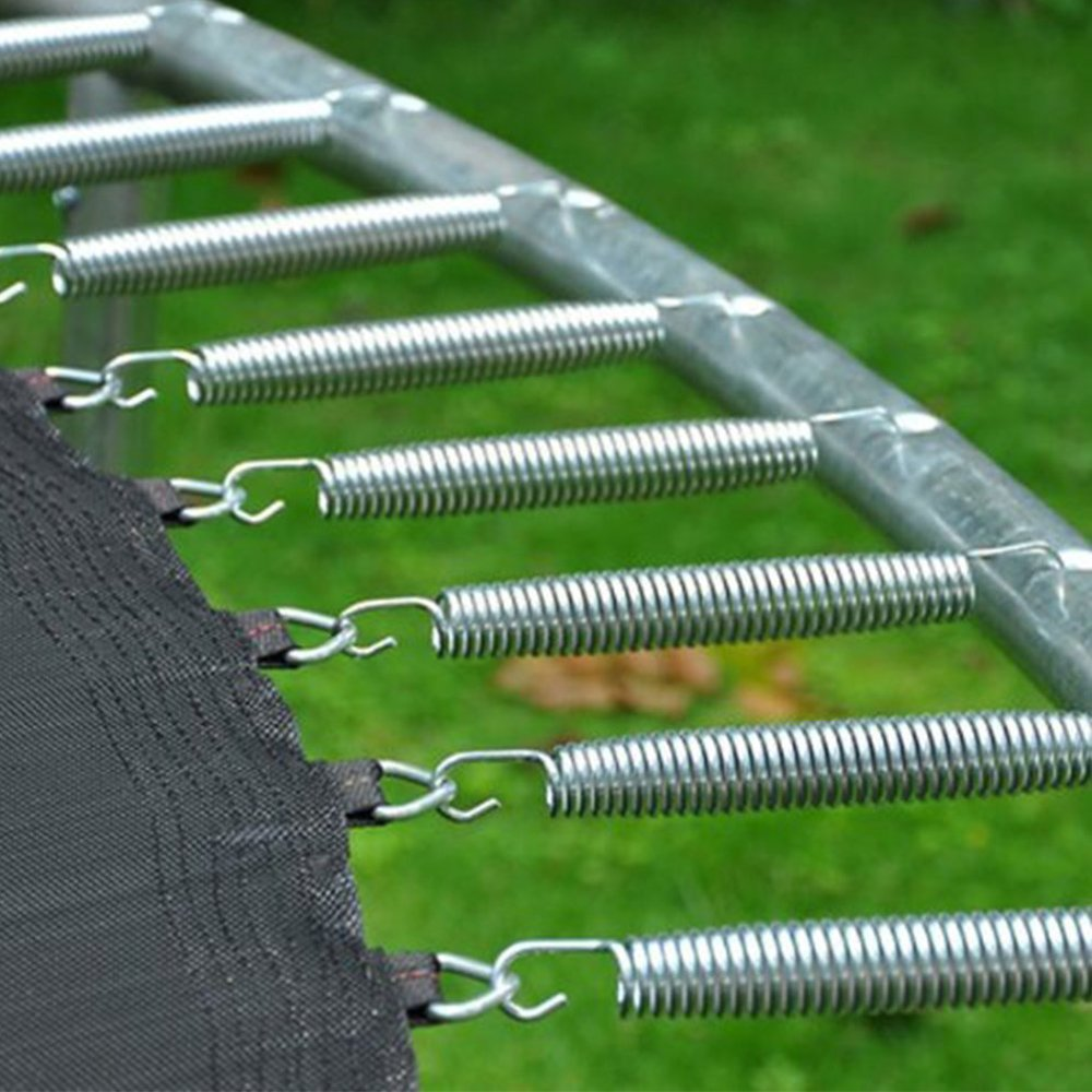 Boshen 5.5 Trampoline Springs Replacement Heavy-Duty Galvanized Steel Set
