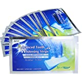 Teeth Whitening Strip, Dental Care Kit, iFanze Elastic Advanced Tooth Whitening Gel Strips Whitestrips Bleaching System Cleaning Teeth 14 x 2pcs