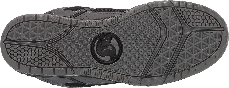 DVS Comanche, Chaussures de sports extérieurs homme Black