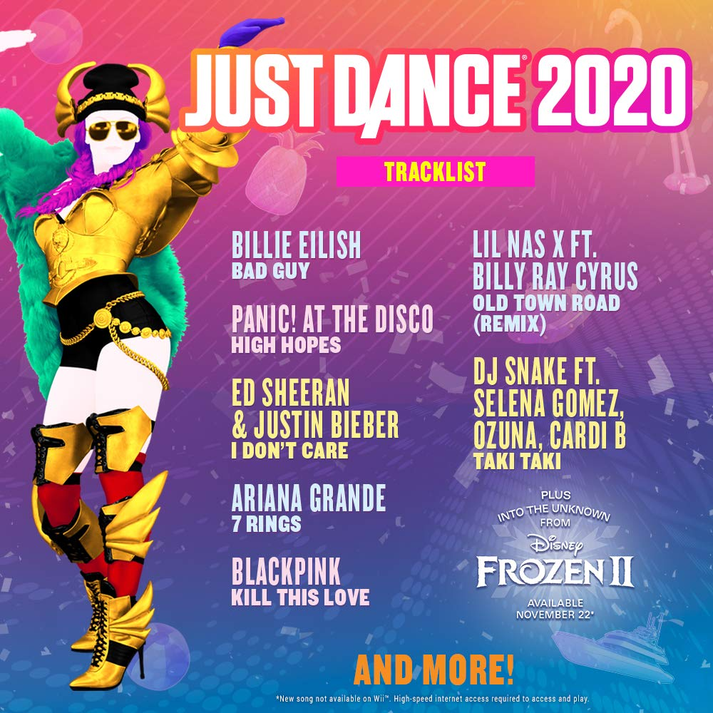 Amazon Com Just Dance 2020 Nintendo Switch Standard Edition