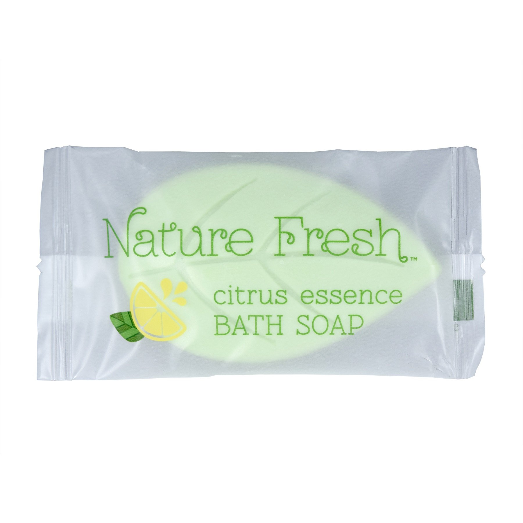 Nature Fresh Bath Soap Bars 1 Ounce, Case of 500