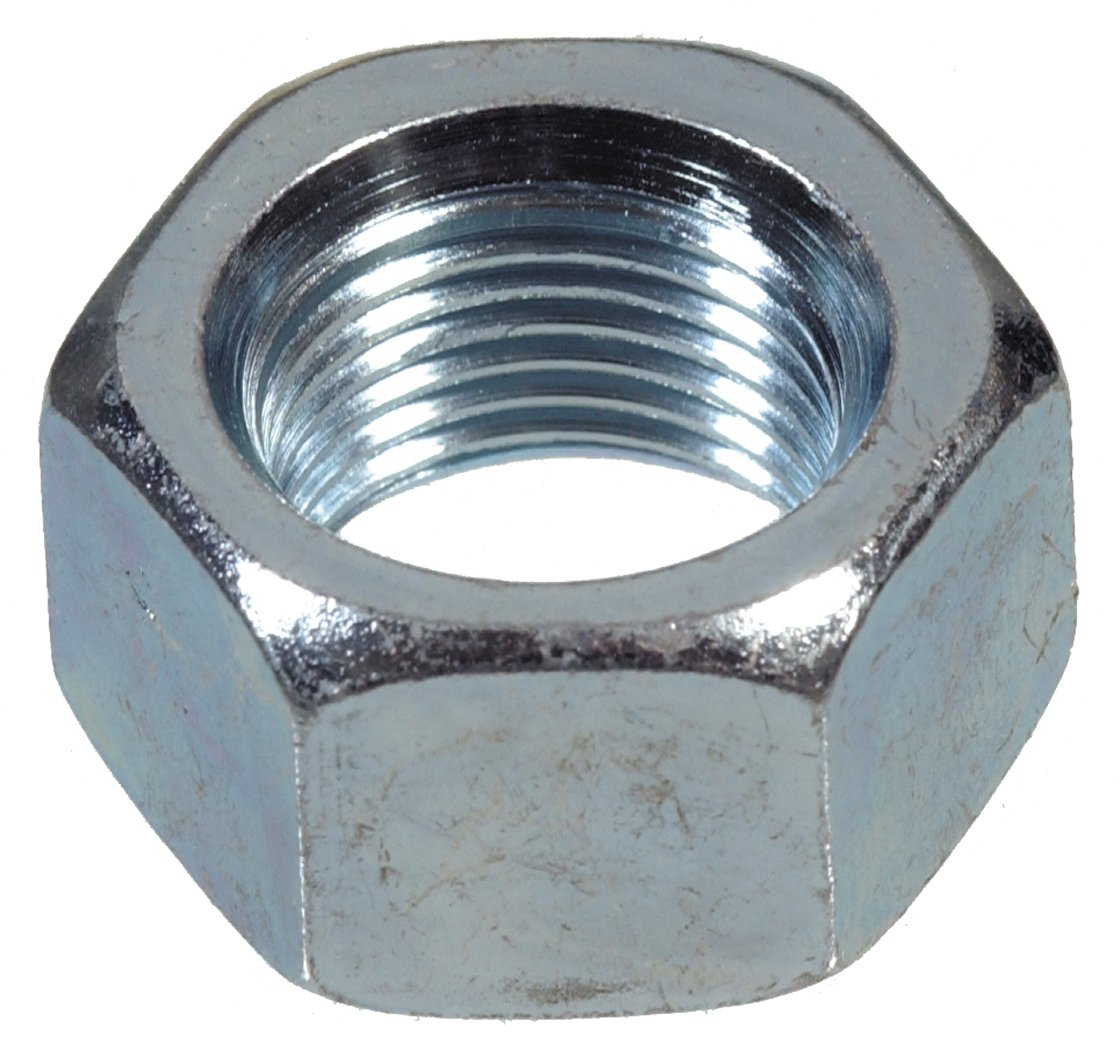 6-Pack The Hillman Group 3868 5//8-18 Grade 5 Hex Nuts SAE Zinc Plated