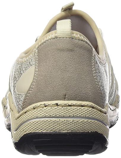 Rieker Damen L0563 Women Low top Sneakers