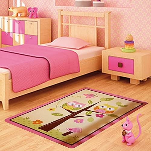 Nursery Rug Amazon: Children's Bedroom Owl: Amazon.co.uk