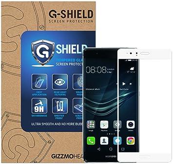 G-Shield Protector de Pantalla para Huawei P9 Plus, Vidrio ...