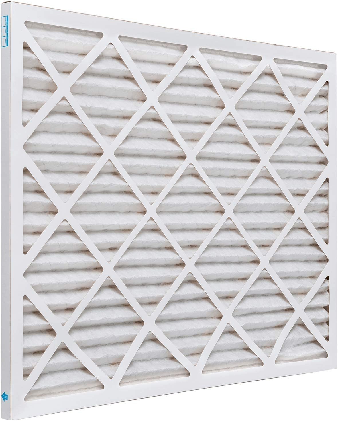 Nordic Pure 19/_1//2x21x1 Exact MERV 13 Pleated AC Furnace Air Filters 4 Pack