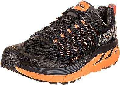 HOKA MENS Buty CHALLENGER ART4_Black/kumquat_9US_42 2/3EU: Amazon.es: Zapatos y complementos