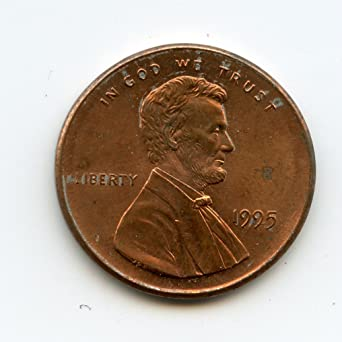 1995 lincoln centered broadstruck error penny ms 64 at amazons 1995 lincoln centered broadstruck error penny ms 64 publicscrutiny Images