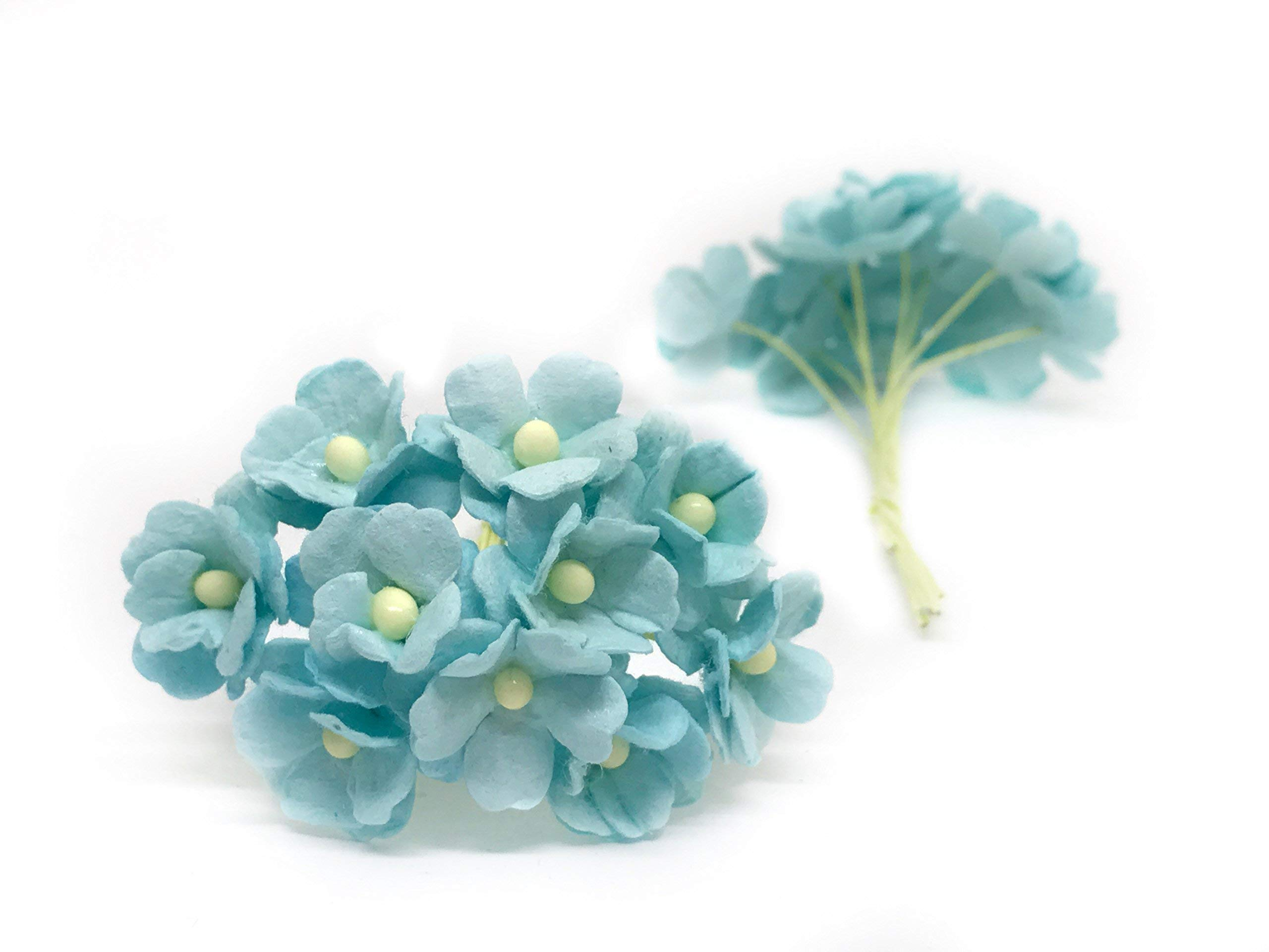 15cm-Turquoise-Mulberry-Paper-Flowers-Turquoise-Paper-Hydrangea-Wedding-Flowers-Wedding-Decor-Wedding-Table-Flowers-Turquoise-Wedding-Artificial-Flowers-50-Pieces