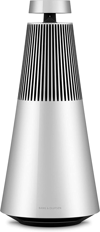 Bang & Olufsen Beosound 2 Wireless Multiroom Speaker, Natural Aluminum