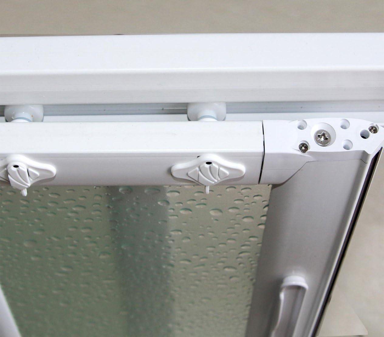 Forte bse126001 Box ducha 1 lado riducibile: Amazon.es: Bricolaje ...