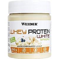 Weider Whey Protein Spread Crema Proteínas Baja en Azúcares, sin Aceite de Palma y sin Gluten