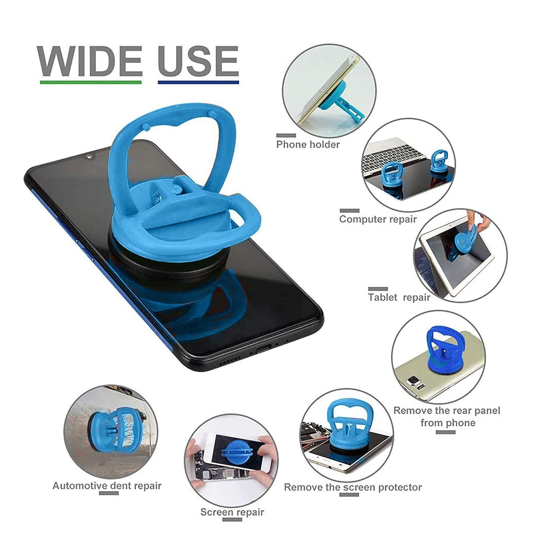 Reparaturwerkzeuge Robuste Saugn/äpfe zur Demontage des Bildschirms von Handys blau Laptops kompatibel mit Tablets LCD-Bildschirmen Computern