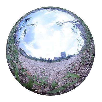 Amazon.com: Bola de acero inoxidable duradera, bola hueca ...