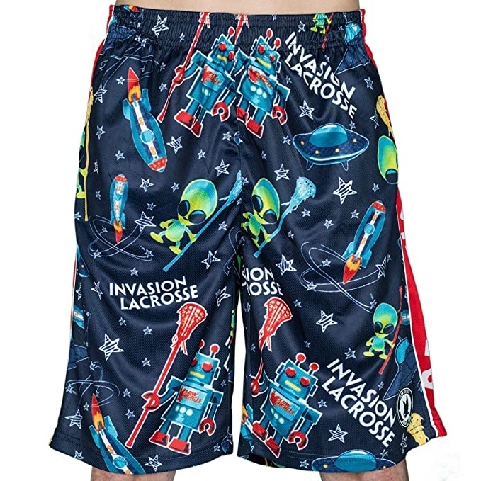 Flow Society Spuds Lax Attack Short